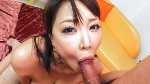 Hinata Komine sucking cock like never before - JavHD