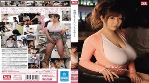 SNIS-407 Ran Niyama the No-Panties, No-Bra Date - S1No1 Style