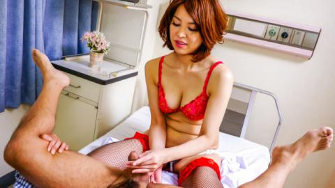 Japanese anal dildo makes Erika Nishino to go nasty - JavHD