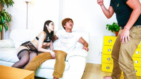 Asian blow jobs by horny Ryu Enami in threesome - JavHD